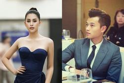 Hoa hậu Tiểu Vy bị nghi hẹn hò thiếu gia