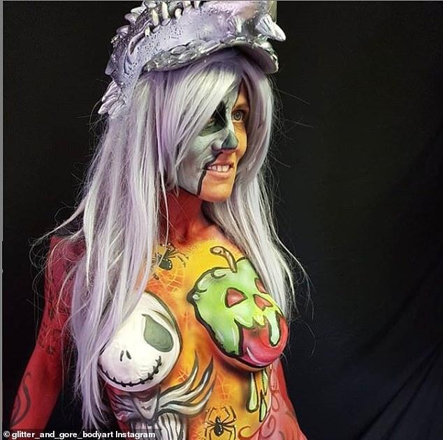 Nóng mắt với phong cách sexy của gái trẻ trong mùa Halloween năm nay-2