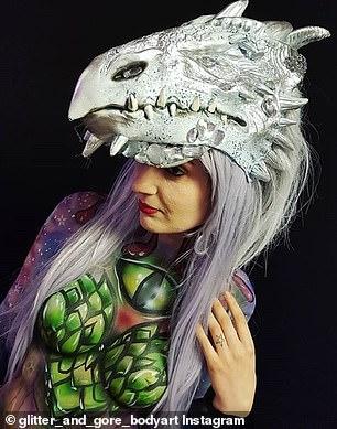 Nóng mắt với phong cách sexy của gái trẻ trong mùa Halloween năm nay-7