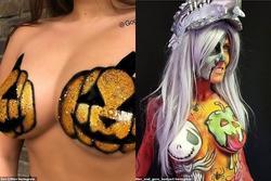 Nóng mắt với phong cách sexy của gái trẻ trong mùa Halloween năm nay