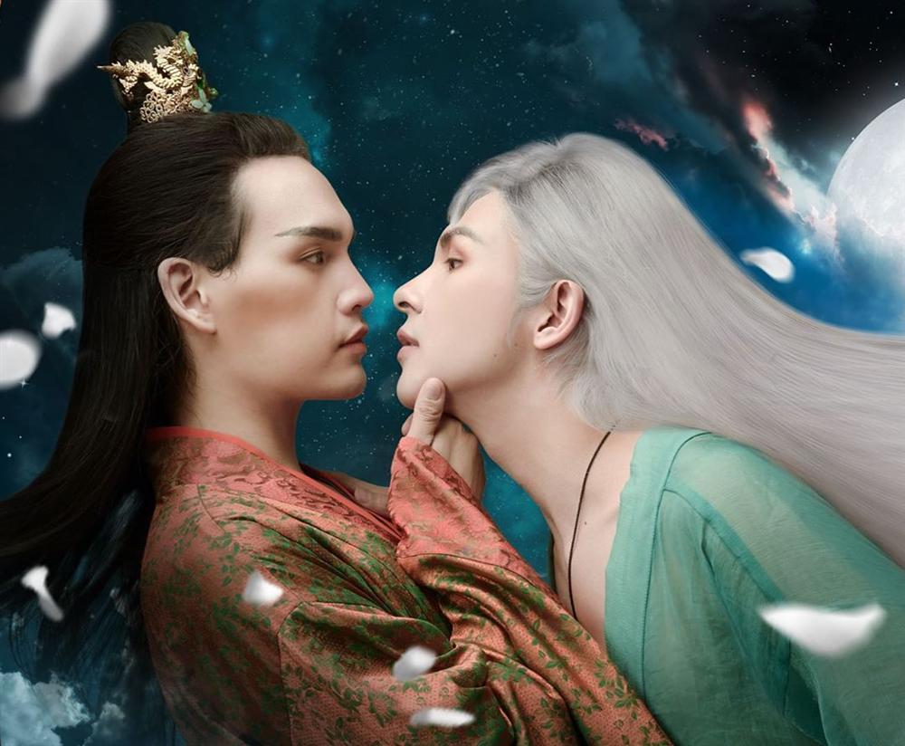 Fan girl xịt máu mũi trước body 6 múi của Denis Đặng - mỹ nam có nụ hôn cực ngọt với Nguyễn Trần Trung Quân-1