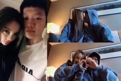 Lộ clip Lý Tiểu Lộ khóa môi nhân tình kém 13 tuổi