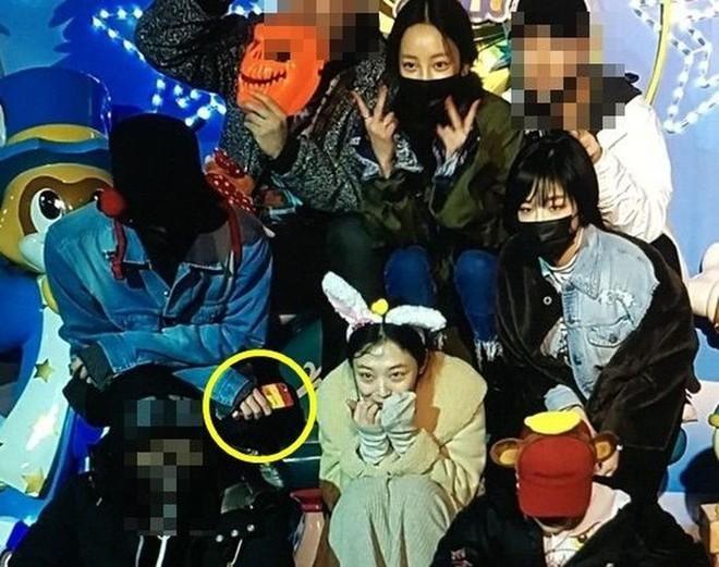 Goo Hara xóa ảnh chụp với G-Dragon sau 30 phút đăng tải-2