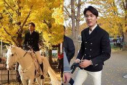 Lee Min Ho 'gây bão' với tạo hình 'bạch mã hoàng tử' trong phim mới
