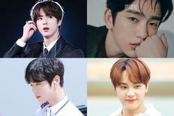 7 mỹ nam có đôi môi 'tươi mọng' nhất Kpop