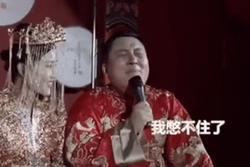 Chết cười clip thanh niên khóc ngất khi lấy được vợ sau 7 lần từng làm phù rể