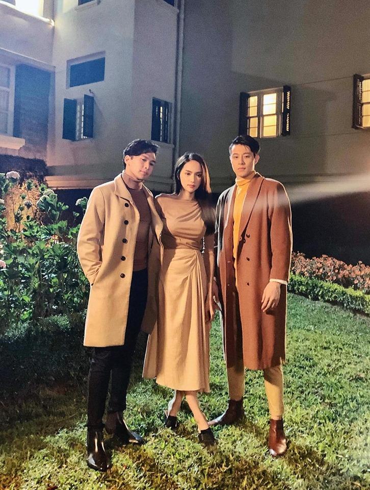 Nhìn bức hình tím lịm tìm sim, fan Hương Giang lo lắng thần tượng phải chịu phận nữ phụ đam mỹ trong ADODDA 3-4