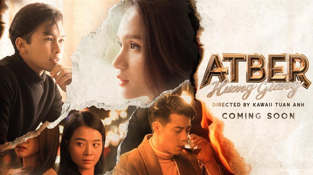 Nhìn bức hình tím lịm tìm sim, fan Hương Giang lo lắng thần tượng phải chịu phận nữ phụ đam mỹ trong ADODDA 3-1