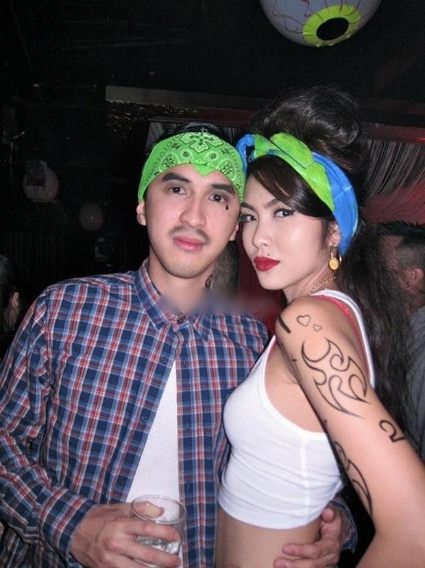 Màn hóa trang Halloween của vợ chồng Louis Nguyễn không gây sốt bằng câu thả thính của Tăng Thanh Hà-5