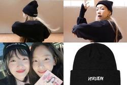 Taeyeon đội mũ len do chính Sulli thiết kế trong version dance Spack, fan rưng rưng xúc động