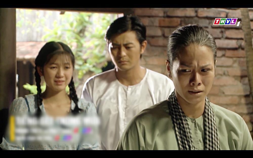 Ơn trời, Nhật Kim Anh và Cao Minh Đạt đã nhận ra nhau ở tập 52 Tiếng sét trong mưa-1