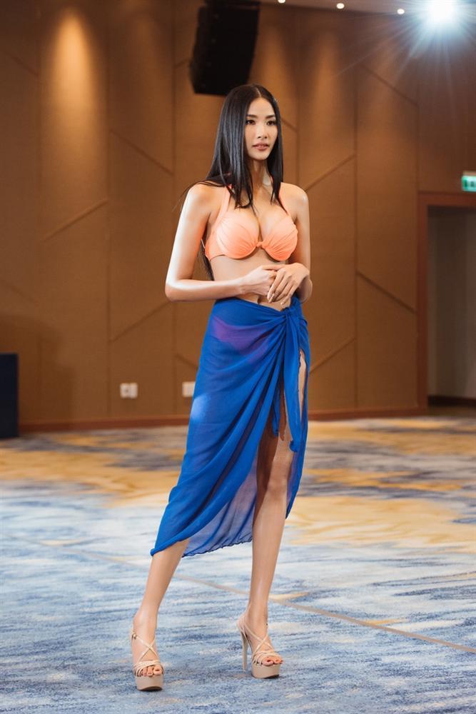 Khủng hoảng tài chính, cuộc thi Hoa hậu Hoàn vũ mà Hoàng Thùy tham gia chỉ gói gọn trong 10 ngày thay vì 1 tháng như trước-3