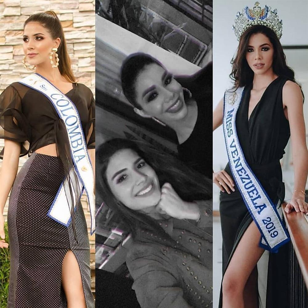 Bản tin Hoa hậu Hoàn vũ 31/10: Hoàng Thùy bất ngờ khoe ngực khủng áp đảo dàn đối thủ-5