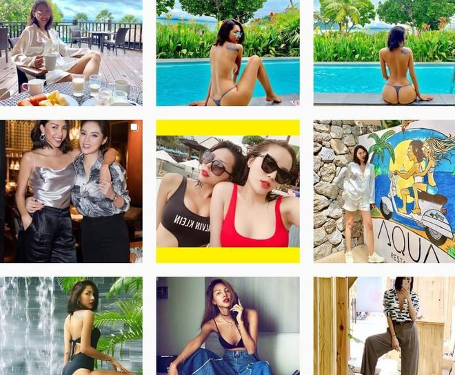 Những sao Việt thường đăng ảnh khoe thân lên mạng xã hội-2