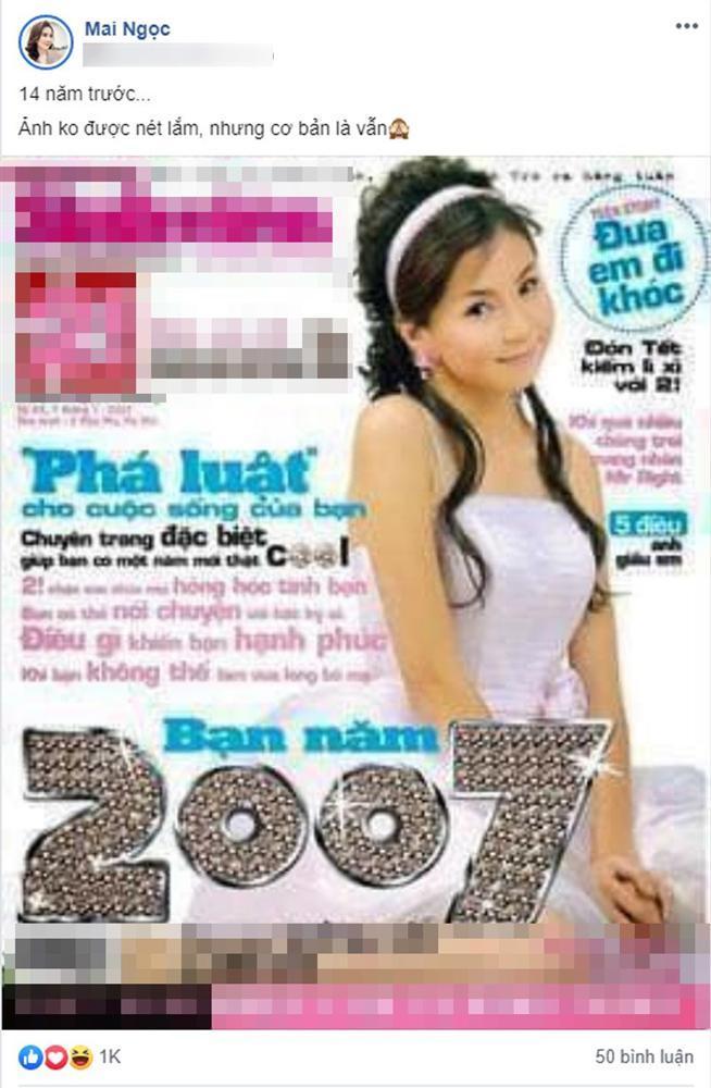 Khoe hình tận 14 năm trước, nữ MC xinh đẹp VTV khẳng định nhan sắc ngày một lên hương-1