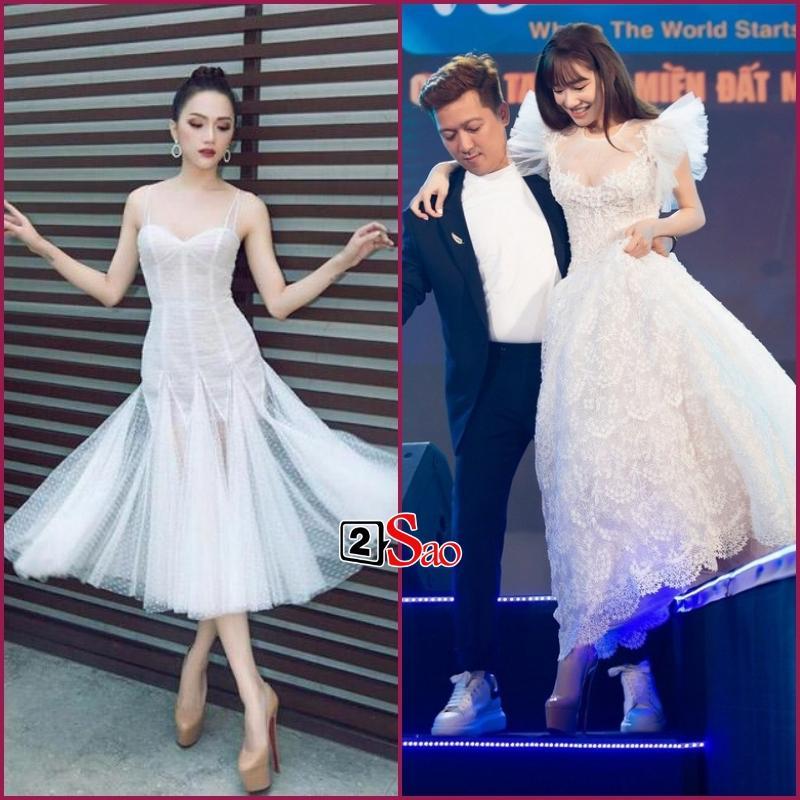 Đam mê đi cà kheo bằng giày 25cm: Hương Giang catwalk đầy thần thái, Nhã Phương cần cả chồng và trợ lý dìu-2