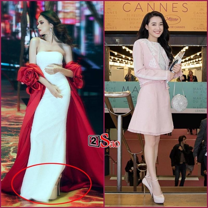Đam mê đi cà kheo bằng giày 25cm: Hương Giang catwalk đầy thần thái, Nhã Phương cần cả chồng và trợ lý dìu-5