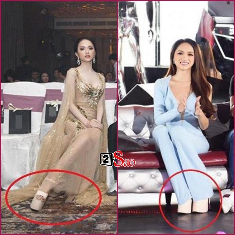 Đam mê đi cà kheo bằng giày 25cm: Hương Giang catwalk đầy thần thái, Nhã Phương cần cả chồng và trợ lý dìu-6