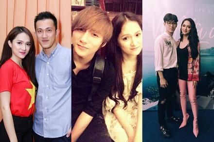 Soái ca nào đẹp đôi nhất khi kề cạnh Hương Giang: Criss Lai, Khánh Ngô, Philip Thinroj hay Sơn Tùng?