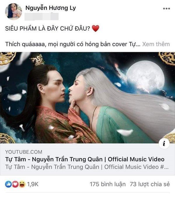 Không nhiều lời, Nguyễn Trần Trung Quân cấm Hương Ly cover hit mới chỉ bằng 1 icon-2