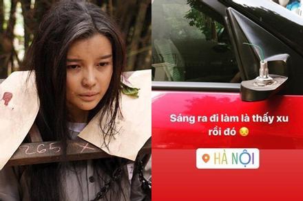 'Số nhọ' như Cao Thái Hà: Trên phim phải đi tù, ngoài đời bị mất trộm kính xe