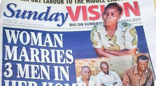 Quyết không lấy chồng qua loa, người phụ nữ sống thử cùng lúc với 3 người đàn ông-1