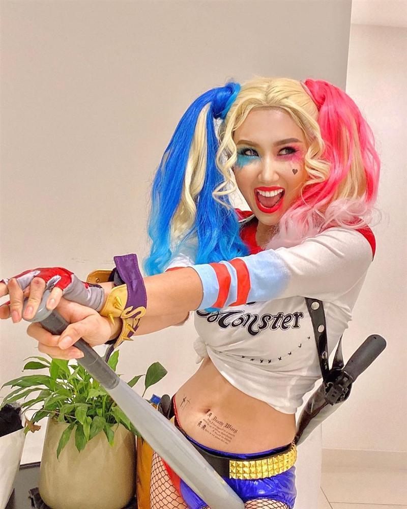 Halloween từ Việt Nam ra thế giới: Mọi ngôi sao nhường sóng cho nụ hôn đứt lưỡi của Miley Cyrus-12