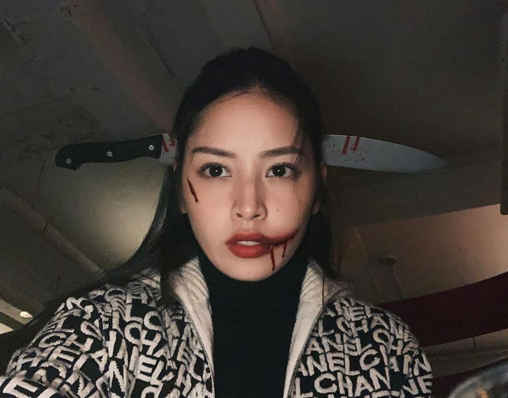 Halloween từ Việt Nam ra thế giới: Mọi ngôi sao nhường sóng cho nụ hôn đứt lưỡi của Miley Cyrus-16