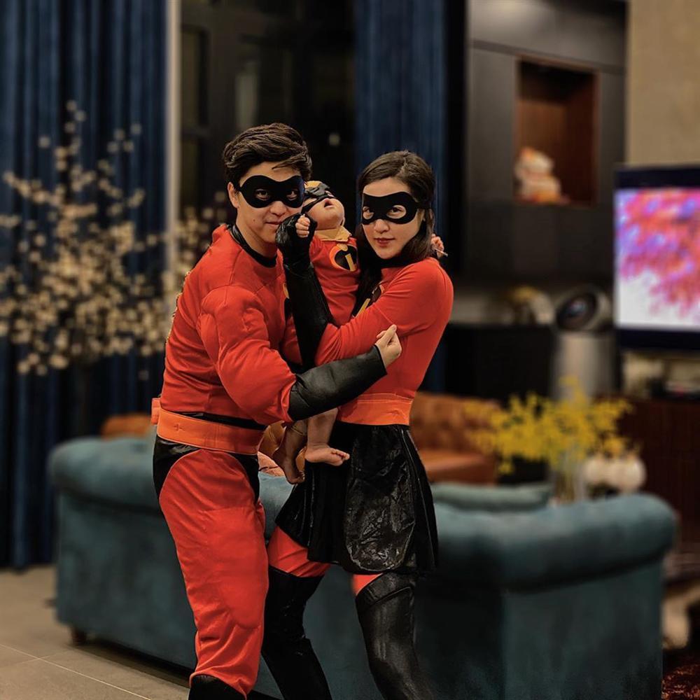 Halloween từ Việt Nam ra thế giới: Mọi ngôi sao nhường sóng cho nụ hôn đứt lưỡi của Miley Cyrus-14