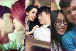 Công Phượng - Hòa Minzy và những cuộc tình ồn ào nhất bóng đá Việt Nam