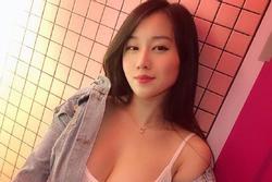 Hot girl Singapore bị fan nam đòi mua lại nội y