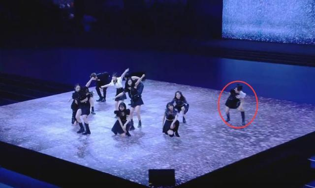 Mỹ nhân xinh nhất Trung Quốc bị chỉ trích vì nhảy nhót hời hợt, thiếu tôn trọng khán giả-1