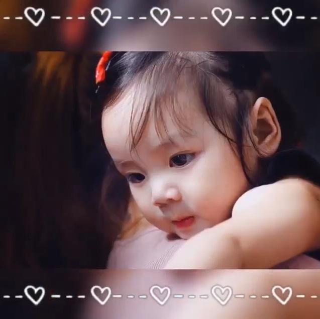 Ái nữ 1 tuổi đáng yêu như thiên thần, e rằng Hoài Lâm sẽ sớm bị giật spotlight mất thôi!-7