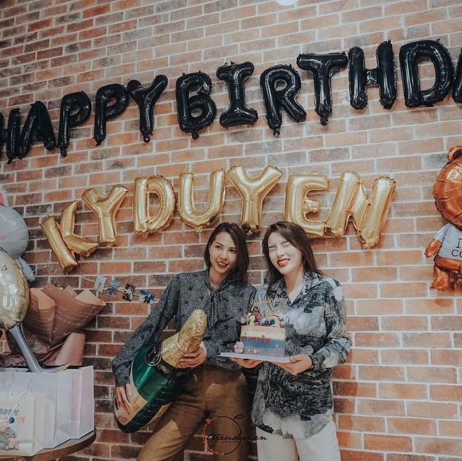 Minh Triệu tổ chức sinh nhật trước hai tuần cho Kỳ Duyên-2