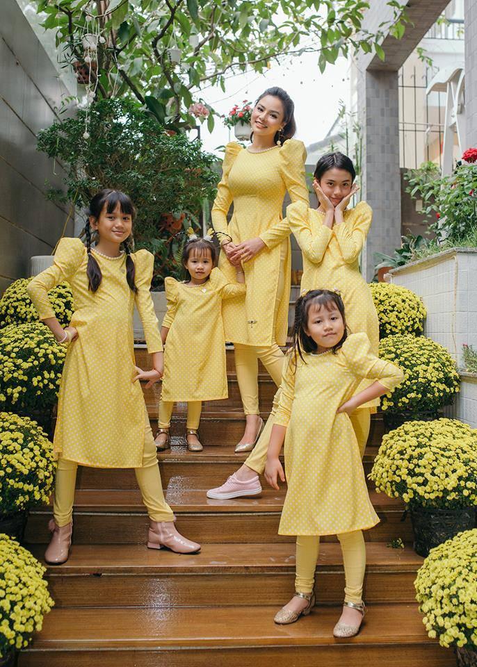 Vũ Thu Phương đính chính chồng không thuộc Hoàng tộc Campuchia, con chung - con riêng biết phụ mẹ tiền học-9