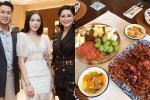 Hết về ra mắt bố mẹ Phillip Nguyễn, Linh Rin lại đến nhà Hà Tăng - Louis Nguyễn ăn trưa: Cuối năm đã cưới được chưa?