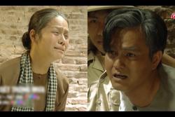 Cao Minh Đạt nói 'Anh yêu em' với Nhật Kim Anh trước lúc bị xử bắn ở tập cuối 'Tiếng sét trong mưa'