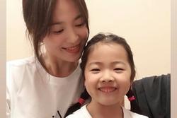 Song Hye Kyo khoe ảnh giản dị, vui vẻ bên gia đình sau sóng gió ly hôn