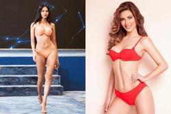 Bản tin Hoa hậu Hoàn vũ 2/11: Tưởng ba vòng của Hoàng Thùy siêu chuẩn, nào ngờ vẫn bị 'chặt đẹp' bởi đối thủ Argentina
