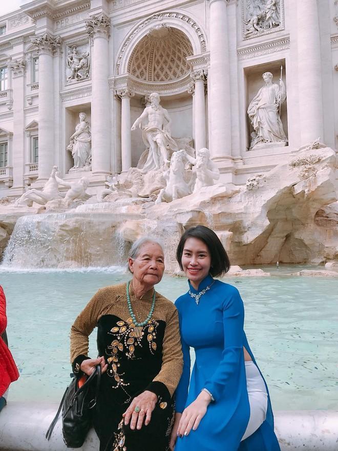 Cô gái Hà Nội dẫn bà ngoại 85 tuổi du lịch châu Âu-1