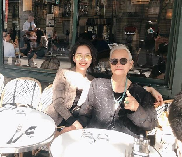 Cô gái Hà Nội dẫn bà ngoại 85 tuổi du lịch châu Âu-4