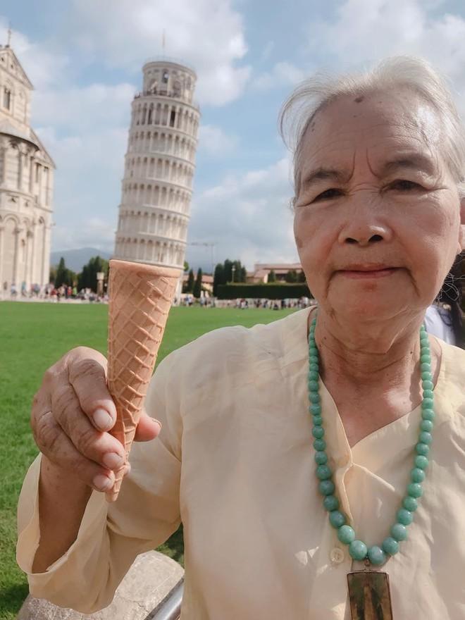 Cô gái Hà Nội dẫn bà ngoại 85 tuổi du lịch châu Âu-5