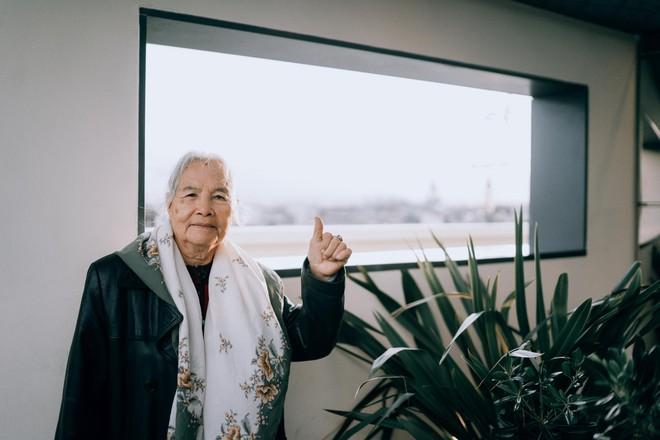 Cô gái Hà Nội dẫn bà ngoại 85 tuổi du lịch châu Âu-6