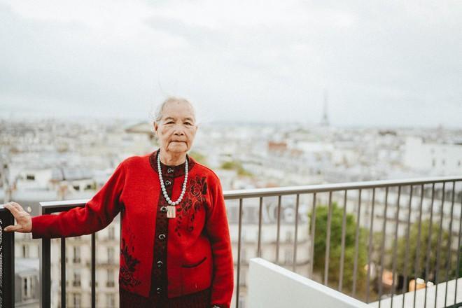 Cô gái Hà Nội dẫn bà ngoại 85 tuổi du lịch châu Âu-7
