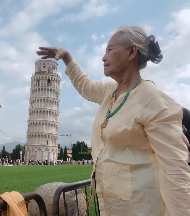 Cô gái Hà Nội dẫn bà ngoại 85 tuổi du lịch châu Âu-8