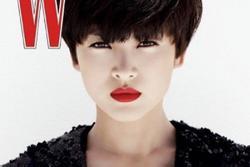 Song Hye Kyo lạ lẫm, cá tính với tóc tém 10 năm trước do fan 'đào' lại