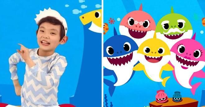 Nghe ngay hiện tượng toàn cầu Baby Shark phiên bản COVID-19-2
