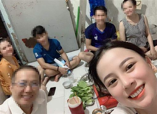 Cô dâu Việt xinh đẹp lấy chồng Đài Loan hơn 26 tuổi gây xôn xao-2