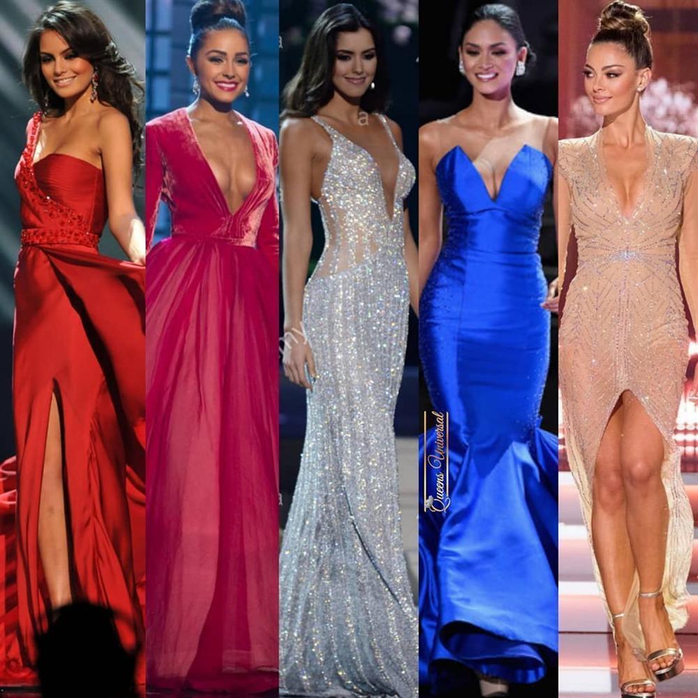 Bản tin Hoa hậu Hoàn vũ 3/11: Hoàng Thùy lên đồ xuất sắc, tuy kín mít vẫn chặt cả dàn giai nhân-6