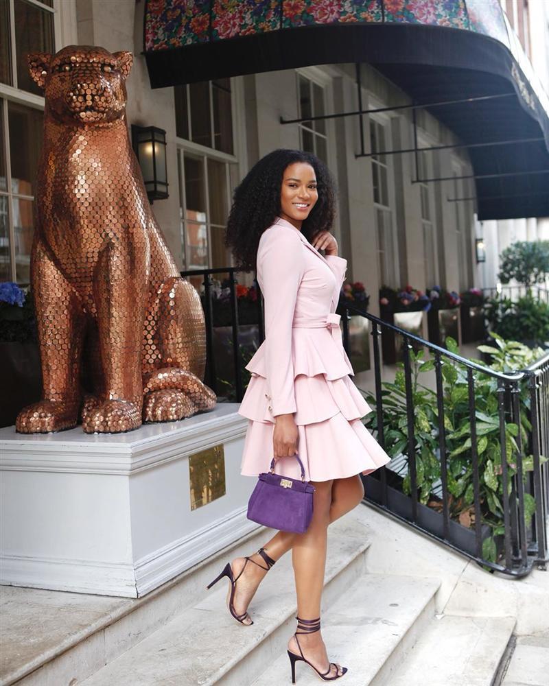 Bản tin Hoa hậu Hoàn vũ 3/11: Hoàng Thùy lên đồ xuất sắc, tuy kín mít vẫn chặt cả dàn giai nhân-5